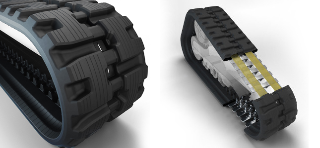 Compact Track Loader Header